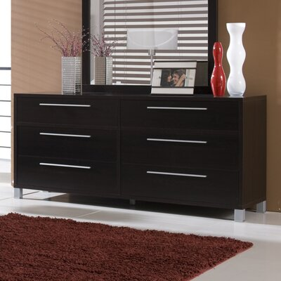 Sibley 6 Drawer Dresser