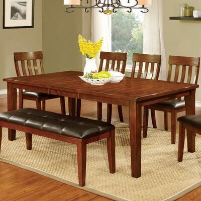 Dunham 6 Piece Dining Set