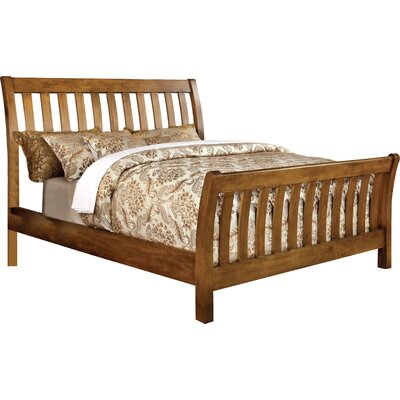 Botellier Sleigh Bed Size: Queen