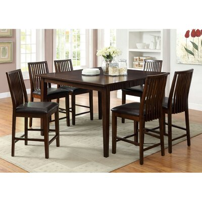 Vessice 7 Piece Dining Set