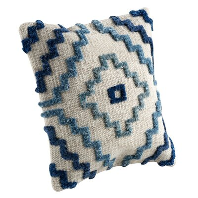Vitale Throw Pillow Size: 16 H x 16 W