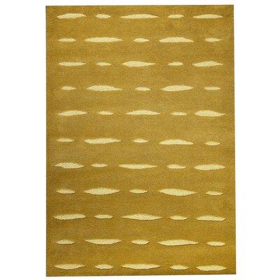 Wink Hand-Tufted Olive Area Rug Rug Size: 7'6