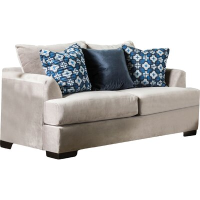 Hobartville Contemporary Loveseat