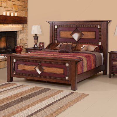 Mosely Queen Platform Bed