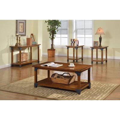 Galao 3 Piece Coffee Table Set