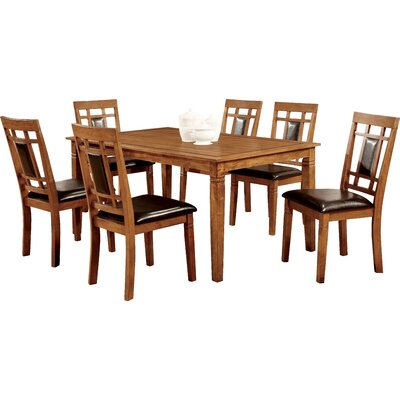 Molina 7 Piece Dining Set