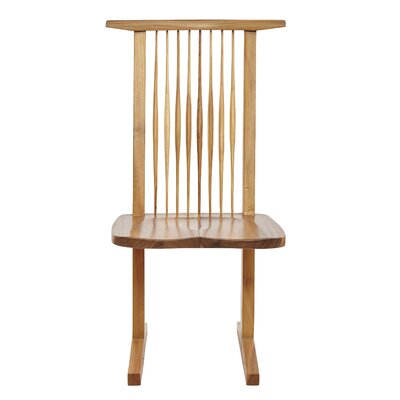 Kyoto Solid Wood Dining Chair (Set of 2)