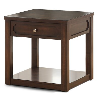 Virotte End Table