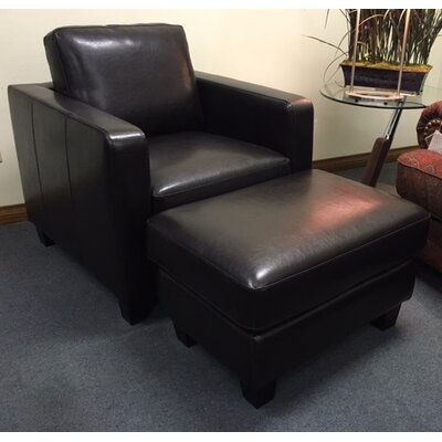 Enjoy Your Way Of Living Ocala Club Chair And Ottoman
