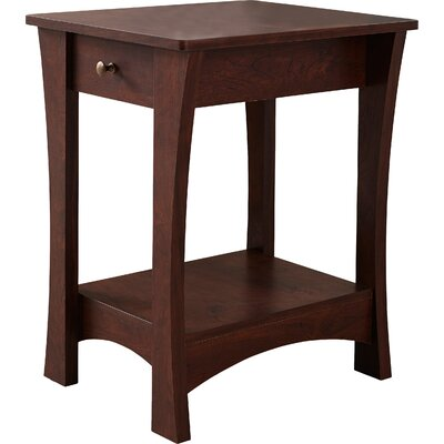 Walter 1 Drawer End Table