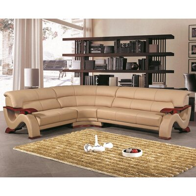 Hokku Designs KUI8505 31344987 Jasper Sectional