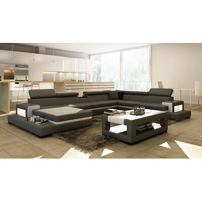 Hokku Designs KUI8686 31605808 Sophia Sectional