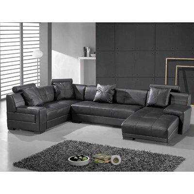 Hokku Designs ng4445csmbgdt Houston Sectional Upholstery