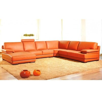 Hokku Designs NG3338-PS Cork Sectional