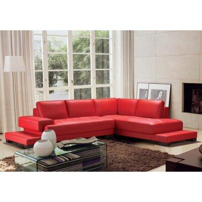 Hokku Designs NG3337-Tfu-Svcz Sfe Ruby Sectional Upholstery