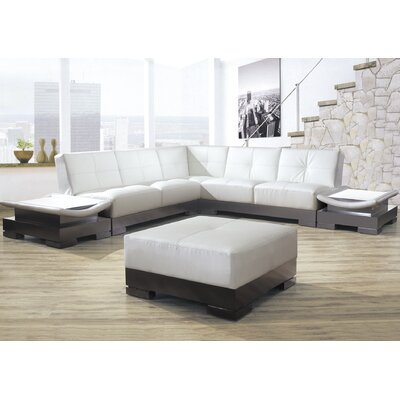 NG0070-Xijuf Hokku Designs White Sectionals