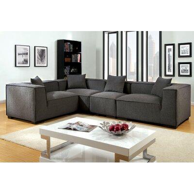 Hokku Designs JEG-7148HZ-TFD Estella Sectional