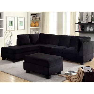 Hokku Designs JEG-7427-TFD Narissa Sectional