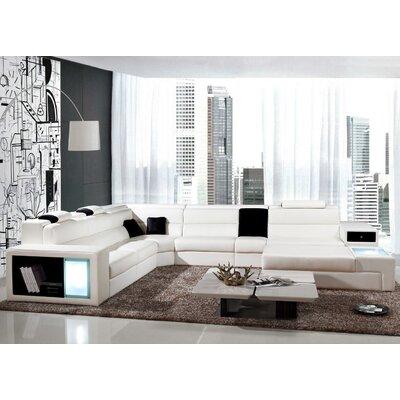 Hokku Designs KUI8691 31692286 Camden Sectional Upholstery