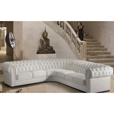 Hokku Designs KUI8498 31344980 Marseille Sectional