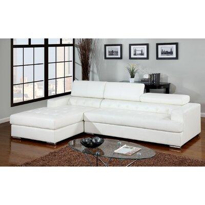 Hokku Designs JEG-7233XI-DT-TFD Derrikke Sectional Upholstery