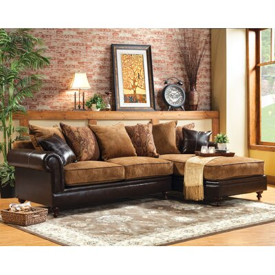Hokku Designs JEG-7212-TFD Gastonne Sectional