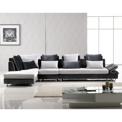 Hokku Designs BFG-M452 Uptown Sectional