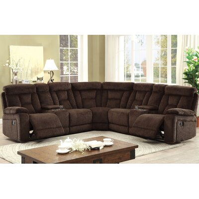 Hokku Designs KUI8471 31211955 Brock Sectional Upholstery