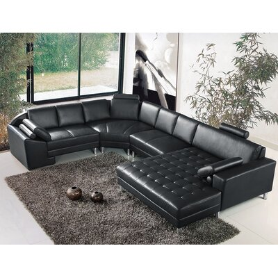 Hokku Designs MRQ1056 Vacaville Sectional
