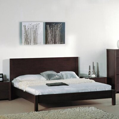 Metro Platform Bed Size: Queen