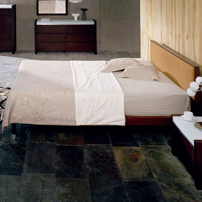 Metro Panel Bed Size: King