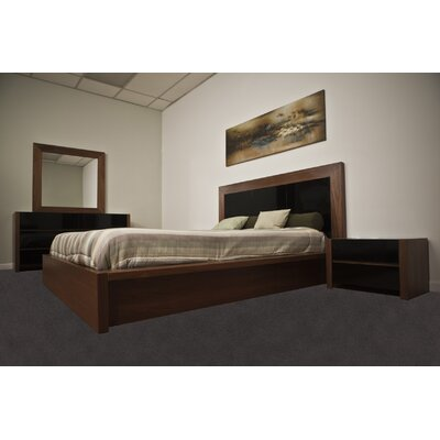 Traxler Platform Bed Size: Queen