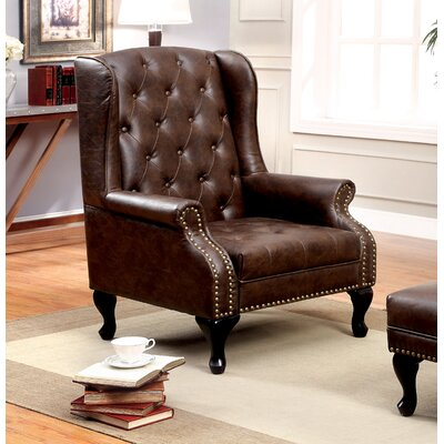 Barnett Wingback Chair