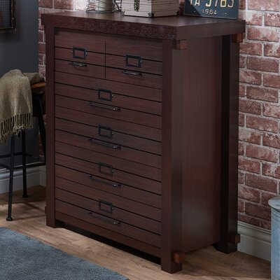 Emmett 6 Drawer Lingerie Chest