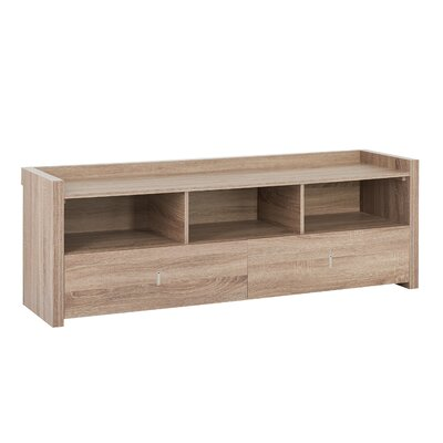 Pettry 20.5 TV Stand Color: Light Oak