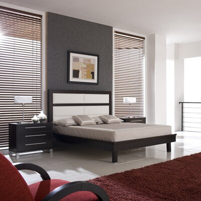 Lease to own Lexington Platform Bed Size: King...