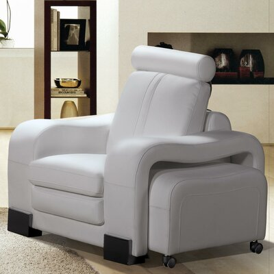 Rollingstone Armchair and Ottoman