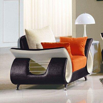 Cornelius Leather Club Chair