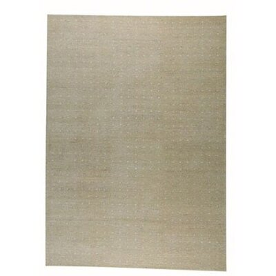 Snow Masi/White Area Rug Rug Size: Rectangle 3 x 54