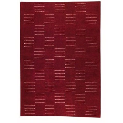 Cyprus Red Rug Rug Size: Rectangle 3 x 54