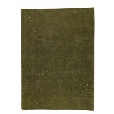Path Green Area Rug Rug Size: 56 x 710