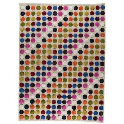 Smarties Area Rug Rug Size: Rectangle 56 x 710
