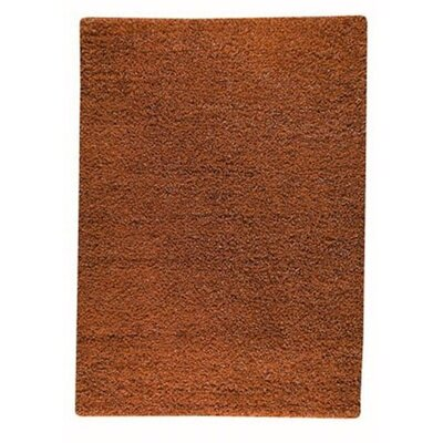 Tokyo Red/Orange Area Rug Rug Size: Rectangle 46 x 66