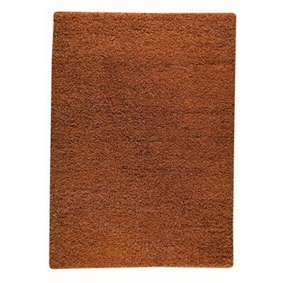 Howzen Mix Orange Area Rug Rug Size: 66 x 99