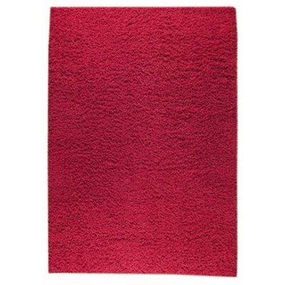 Croydon Mix Red Rug Rug Size: 46 x 66