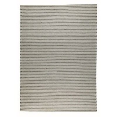Margarita Grey Area Rug Rug Size: Rectangle 46 x 66