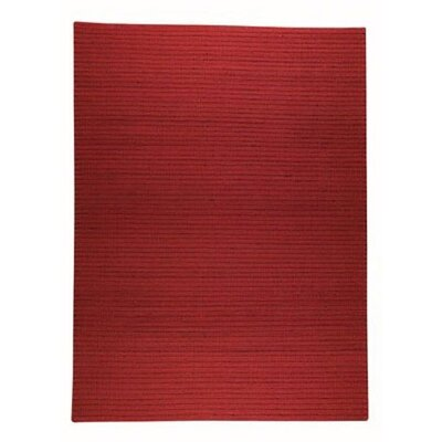 Margarita Red Area Rug Rug Size: 46 x 66