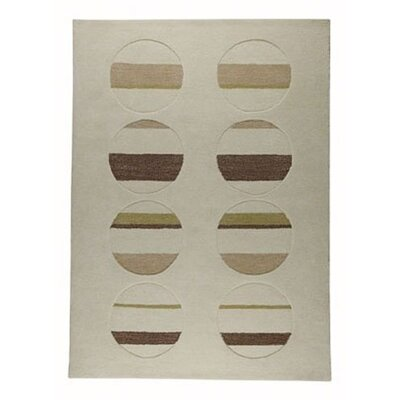 Horizon Brown Area Rug Rug Size: 56 x 710