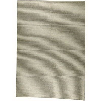 Manchester White Area Rug Rug Size: Rectangle 8 x 116