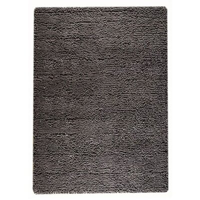 Velene Dark Grey Area Rug Rug Size: Rectangle 56 x 710